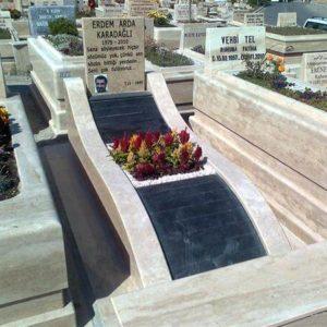Hatay Değişik Özel Tasarım Mezarlar
