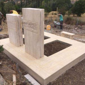 Gaziantep Değişik Özel Tasarım Mezarlar