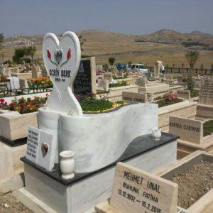 Elazığ Değişik Özel Tasarım Mezarlar