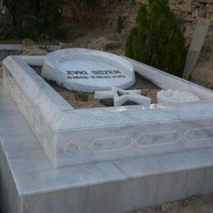 Edirne Değişik Özel Tasarım Mezarlar