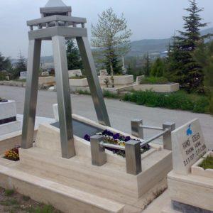 Bursa Değişik Özel Tasarım Mezarlar