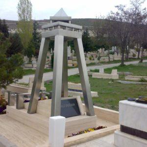Burdur Değişik Özel Tasarım Mezarlar