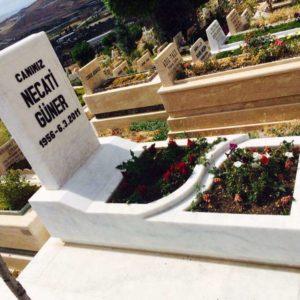 Aydın Değişik Özel Tasarım Mezarlar