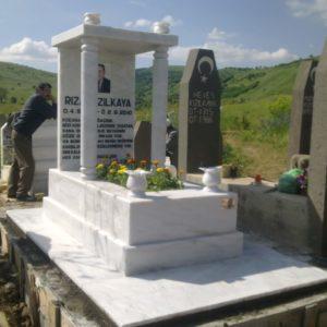Alanya Değişik Özel Tasarım Mezarlar