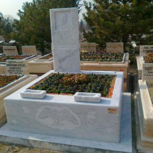 Antalya Değişik Özel Tasarım Mezarlar