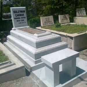 Amasya Değişik Özel Tasarım Mezarlar