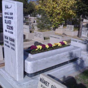Adana Değişik Özel Tasarım Mezarlar