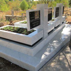 Pursaklar Değişik Özel Tasarım Mezarlar