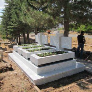 Polatlı Değişik Özel Tasarım Mezarlar