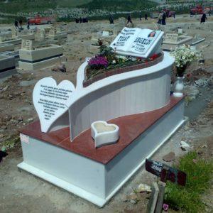 Nallıhan Değişik Özel Tasarım Mezarlar