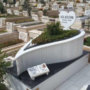 Mamak Değişik Özel Tasarım Mezarlar