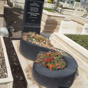 Kızılcahamam Değişik Özel Tasarım Mezarlar