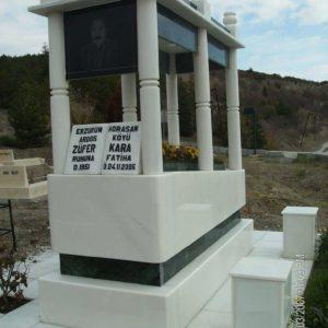 Kazan Değişik Özel Tasarım Mezarlar