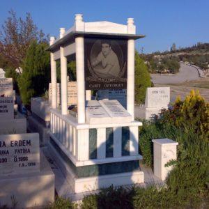Haymana Değişik Özel Tasarım Mezarlar