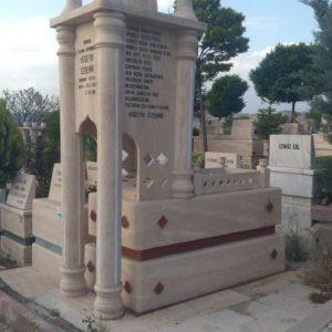 Evren Değişik Özel Tasarım Mezarlar