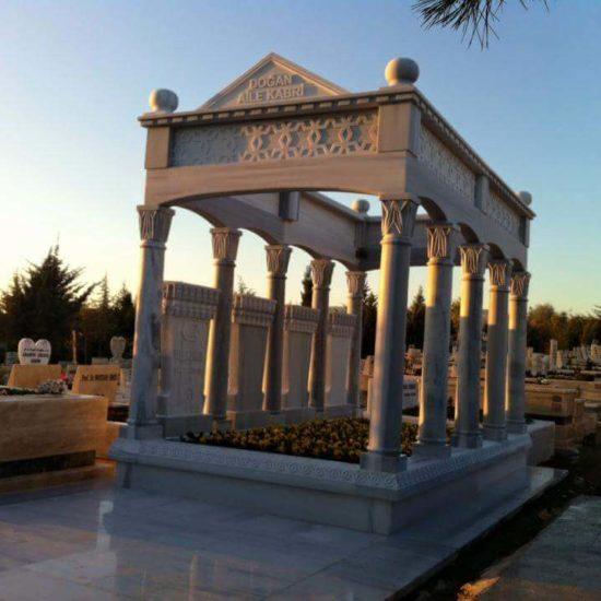 Altındağ Değişik Özel Tasarım Mezarlar