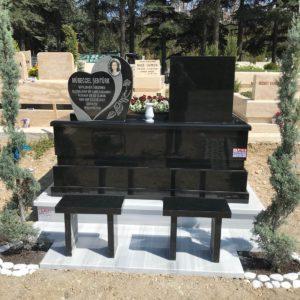 Akyurt Değişik Özel Tasarım Mezarlar