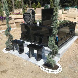 Sivrihisar Değişik Özel Tasarım Mezarlar
