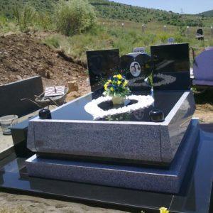 Cebeci Asri Değişik Özel Tasarım Mezarlar