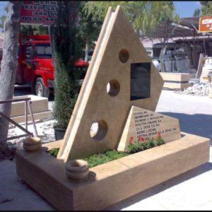 Ankara Değişik Özel Tasarım Mezarlar