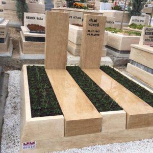 Değişik Tasarım Mezarlar