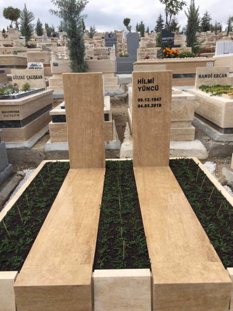 Özel Tasarım Mezarlar