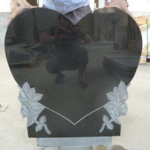 Ankara Karşıyaka Granit Mezar Baş Taşı