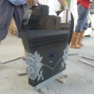 Cebeci Asri Granit Mezar Baş Taşı