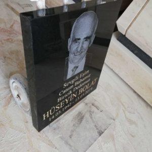 Bala Granit Mezar Baş Taşı
