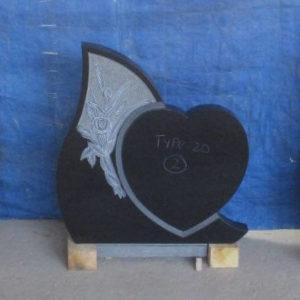 Kırıkkale Granit Mezar Baş Taşı