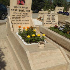 Bitlis Kapalı Mezar Modelleri