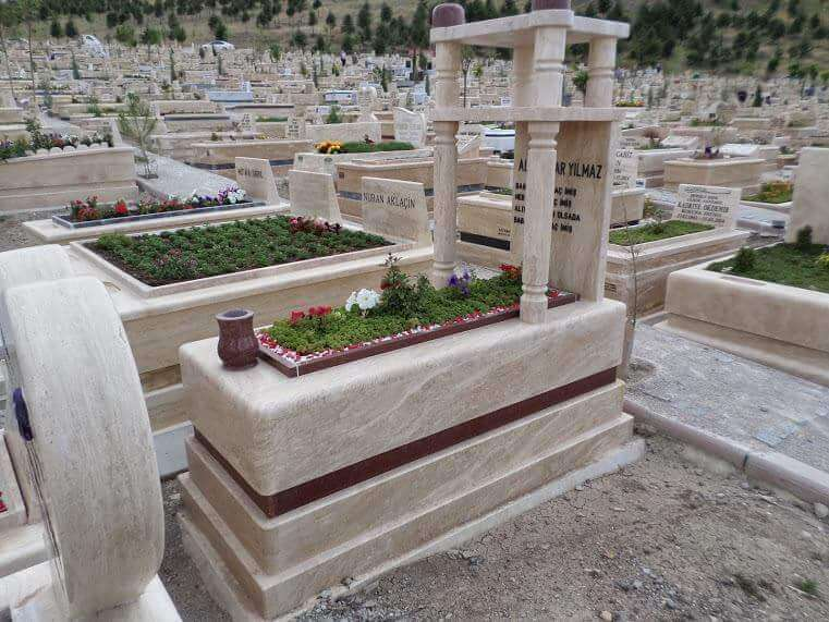 amasya karma mezar modelleri