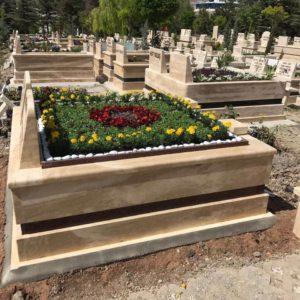 Eskişehir Mezarlığı Mezar Tamiri
