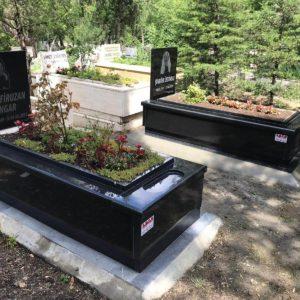 Ortaköy Mezarlığı Mezar Tamiri