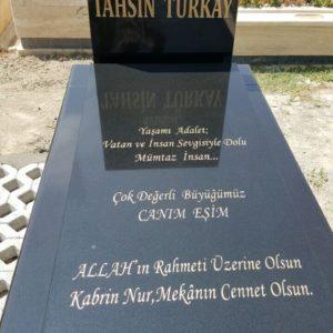 Antalya Mezar Taşına Resim Ve Yazı Modelleri