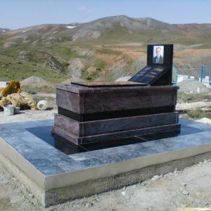 Nevşehir Granit Mezar Modelleri