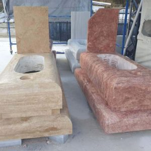 Beypazarı Tek Parça Blok Mezar