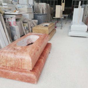 Cebeci Asri Mezarlığı Tek Parça Blok Mezar