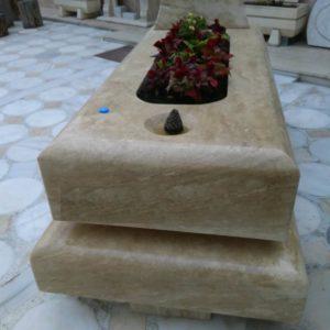 Bağlum Tek Parça Blok Mezar