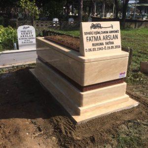 Beypazarı Traverten Mermer Mezar
