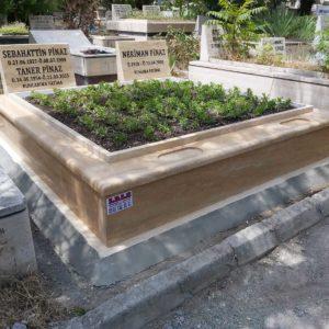 Diyarbakır Traverten Mermer Mezar