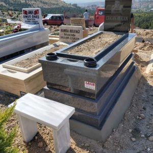 Kocaeli Yerli Granit Mezar Modelleri