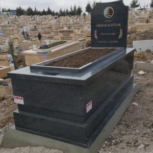 Karşıyaka Yerli Granit Mezar Modelleri