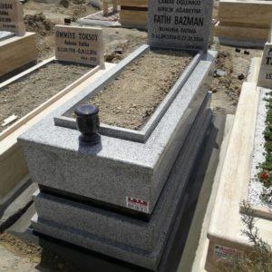 çamlıdere Yerli Granit Mezar Modelleri