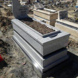 çubuk Yerli Granit Mezar Modelleri