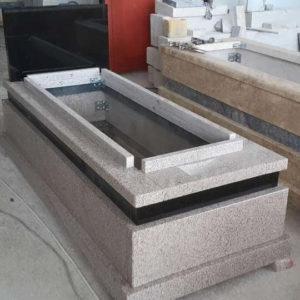 şereflikoçhisar Yerli Granit Mezar Modelleri