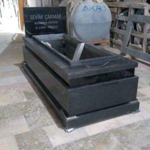 Afyon Yerli Granit Mezar Modelleri