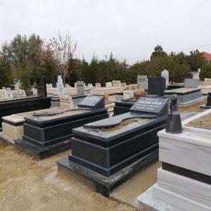 Ağrı Yerli Granit Mezar Modelleri