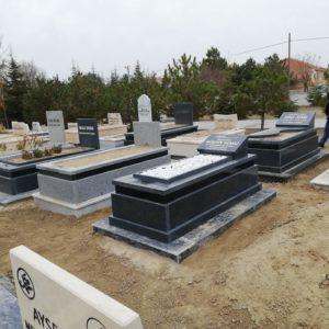 Amasya Yerli Granit Mezar Modelleri