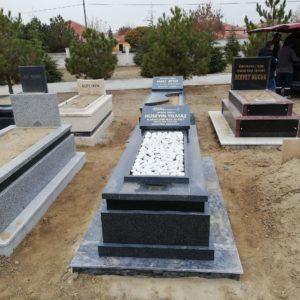 Antalya Yerli Granit Mezar Modelleri